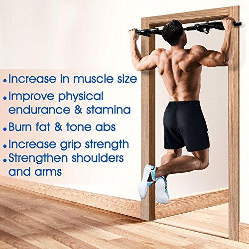 Yes4All Deluxe Chin Up Bar