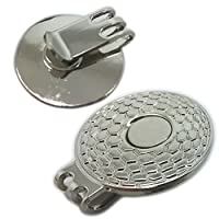 Okallo Products Magnetic Golf Ball Marker Hat Clip