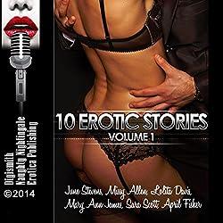 10 Erotic Stories Volume 1
