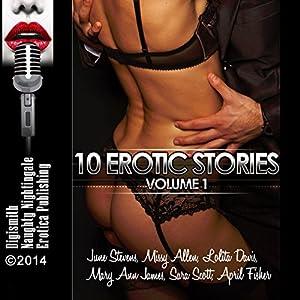 10 Erotic Stories Volume 1 Audiobook