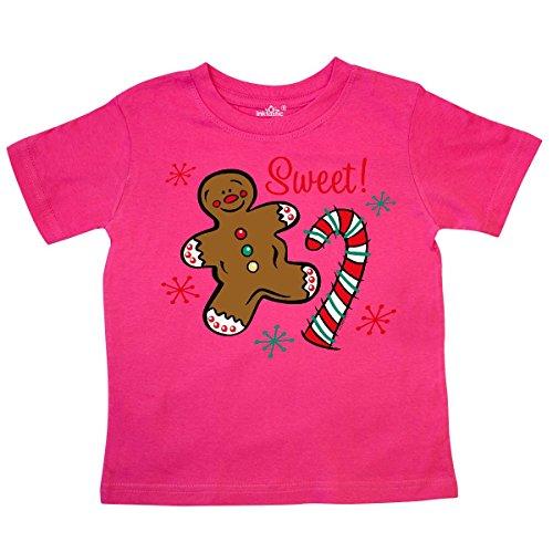 - inktastic - Christmas Sweet Toddler T-Shirt 2T Hot Pink 2dcb2