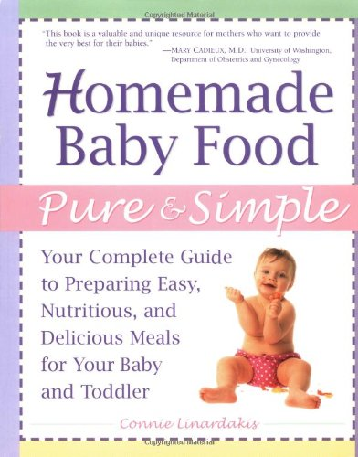 Online Boutiques For Babies (Homemade Baby Food Pure and Simple: Your Complete Guide to Preparing Easy, Nutritious, and Delicious Meals for Your Baby and)
