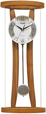 Sunhai Watches And Clocks Wall Clock Living Room Clock Modern European Style Creative Wall Clock Art Pendulum Clock Simple And Stylish Personality Mute The Clock