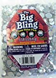 big clear gems - Darice Big Bling Gem Value Pack, Crystal AB