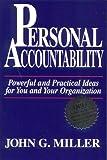 Personal Accountability 9780966583212