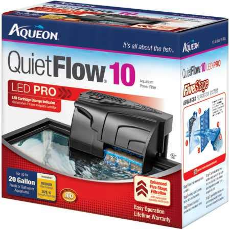 Aqueon-QuietFlow-Aquarium-Power-Filters