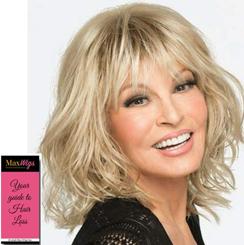 Stop Traffic Wig Color SS30/28 SHADED SPICE - Raquel Welch Wigs 10