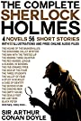 The Complete Sherlock Holmes 4 Novels 56 Short Stories With 92 Illustrations and  Free Online Audio Files (Fugu-Fish Classic Collection)