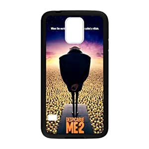 KOKOJIA Fashion Despicable Me Custom Case for Samsung Galaxy S5 (Laser Technology)