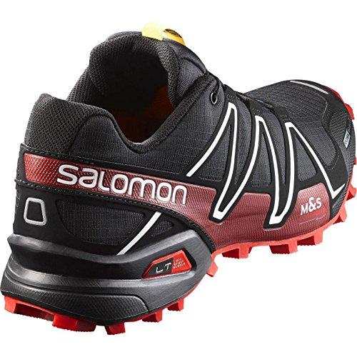 Salomon Chiodocross CS Scarpe Da Trail Corsa nero