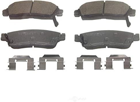2013 2014 2015 For Buick Encore Front and Rear Ceramic Brake Pads