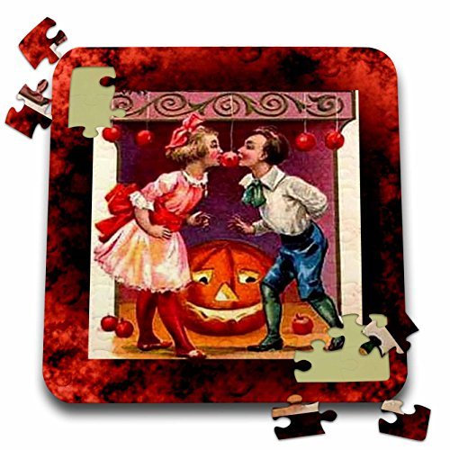 3dRose Sandy Mertens Vintage Halloween Designs - Vintage