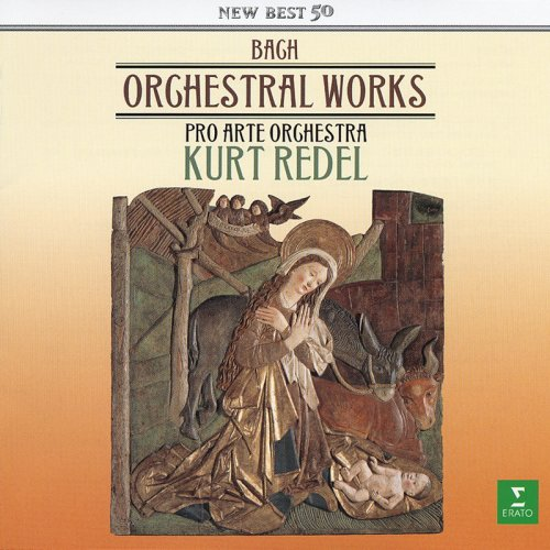 J.S.BACH:BEST ORCHESTRA WORKS
