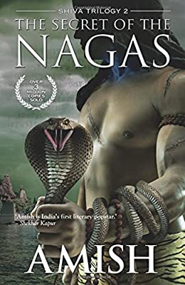 The Secret of the Nagas- Amish Tripathi Books List