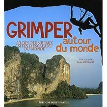 GRIMPER AUTOUR DU MONDE