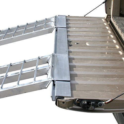 52' Alumi-Loc Ramp Attaching Tailgate Bracket