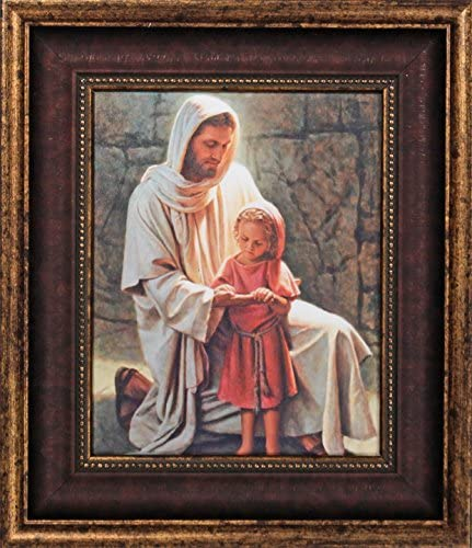 Framed Picture of Jesus Come and See Li Parson by Sale Del with Ranking TOP6