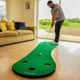 FORB Home Golf Putting Mat - Practise & Master The Green [Net World Sports]