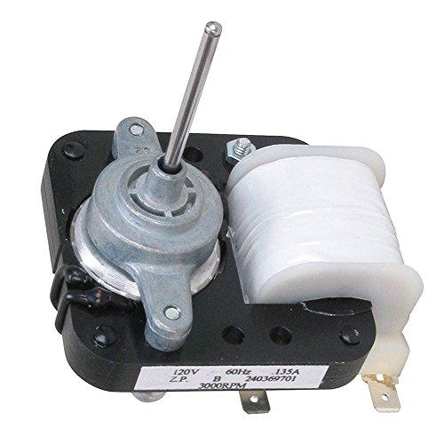 Ximoon 240369701 Refrigerators & Freezers Evaporator Fan Motor for Frigidaire Refrigerator 240369702 AH3419839