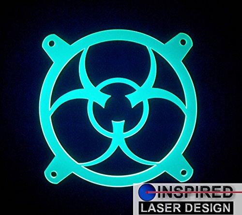 een Bio Hazard PC Fan Grill ()