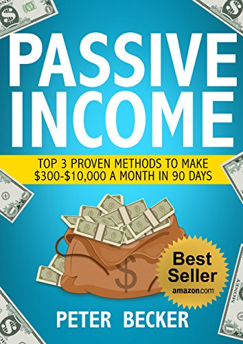 Amazon passive income 3 proven methods to make 300 10000 a passive income 3 proven methods to make 300 10000 a month in 90 days fandeluxe Images