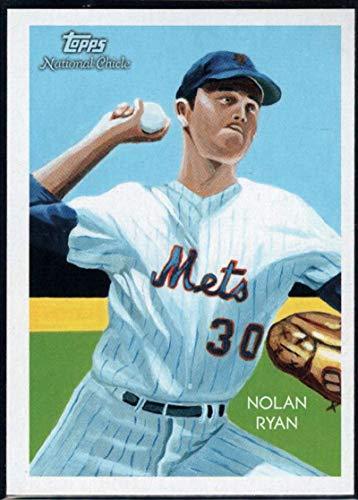 - Baseball MLB 2010 Topps National Chicle #249 Nolan Ryan Mets