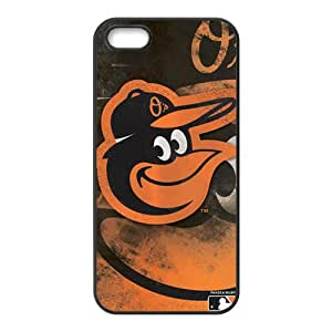 Baltimore Orioles Cell Phone Case for Iphone 5s