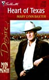 Heart of Texas, Mary L. Baxter, 0373762496