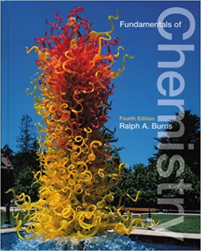 Fundamentals of Chemistry (4th Edition): Ralph A. Burns ...