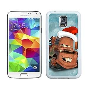linJUN FENGFashion Style Christmas Mater White Samsung Galaxy S5 Case 1