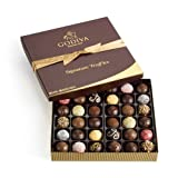 Godiva Chocolatier Signature Chocolate Truffles Gift Box