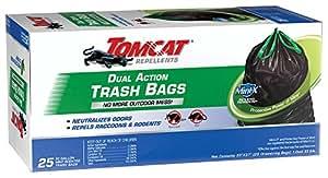 Tomcat 049192525Count doble acción bolsa de basura