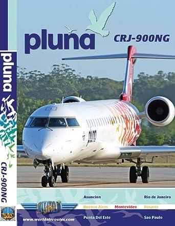 Amazon com: Pluna Bombardier CRJ-900: -, Just Planes: Movies