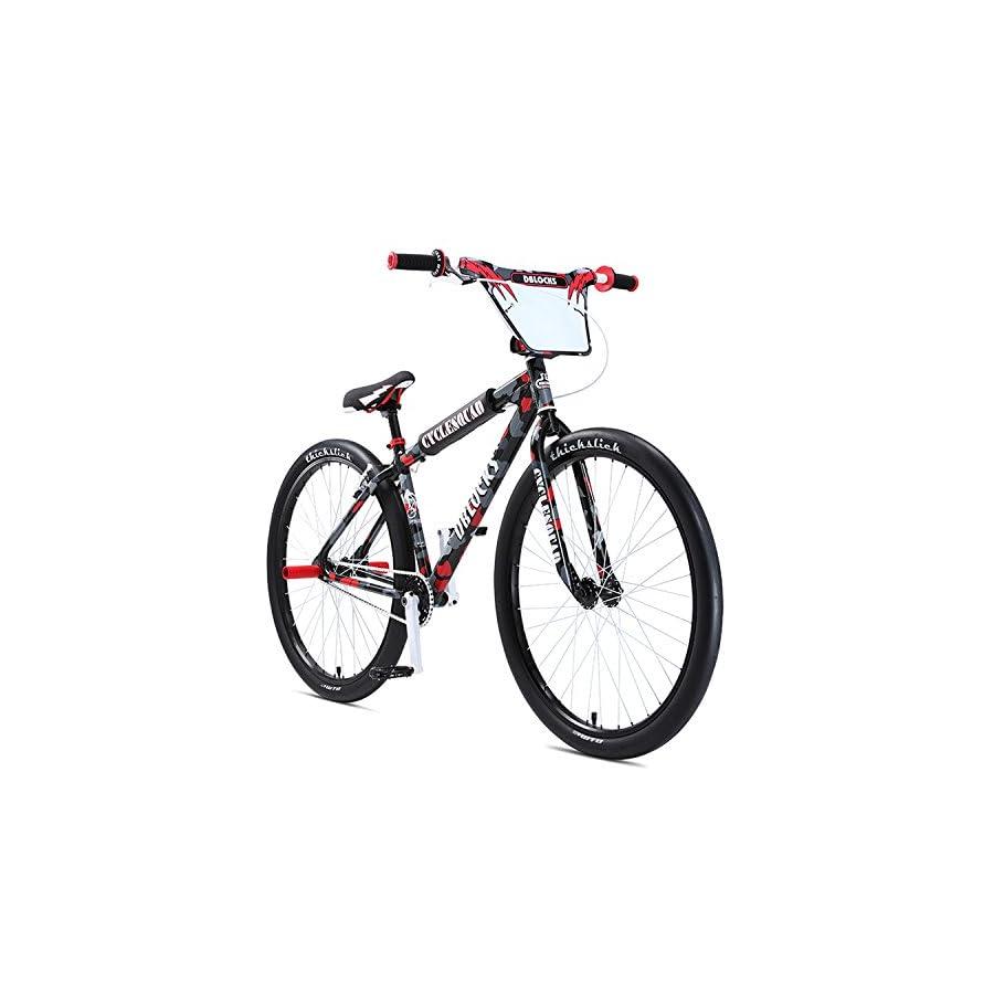 SE DBlocks Big Ripper 29 BMX Bike