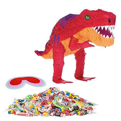 Costume SuperCenter T-rex Pinata Kit - Party Supplies ()