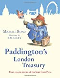 Paddington Treasury by Michael Bond front cover