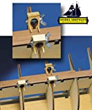 """Model Shipways Set of 6 Hull Clamps for Bulkheads 3/16"""" or thicker MX104 - ON SALE 42% OFF!"""