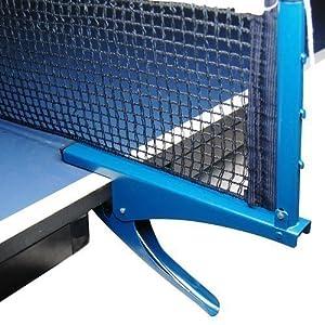 Accessotech Ping-Pong Schläger Netz, mit Standard-Pfosten