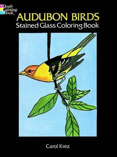 Audubon Birds Stained Glass - 1