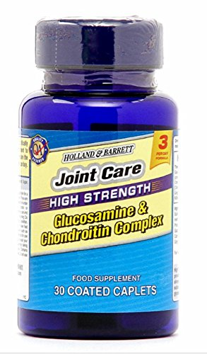 (Holland & Barrett High Strength Glucosamine & Chondroitin Complex 30)