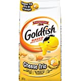 Pepperidge Farm Goldfish Cheese Trio, 200g