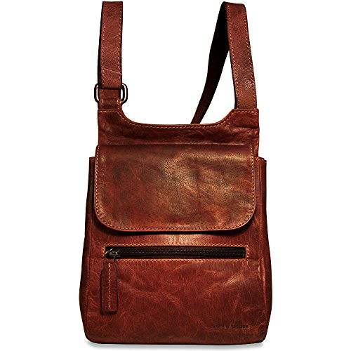 (Jack Georges Voyager 7831, Brown, One Size )