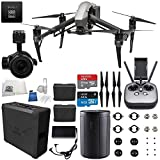DJI Inspire 2 Quadcopter Premium Combo w/ Zenmuse X5S Camera & CinemaDNG & Apple ProRes Licenses Starters Bundle