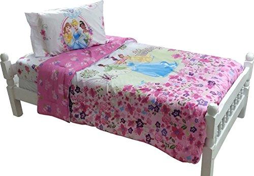 Disney Princess Royal Garden Twin / Full Size (Aurora Comforter)