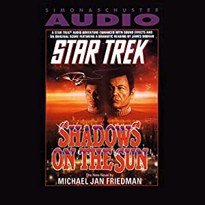 Star Trek: Shadows On The Sun Audiobook