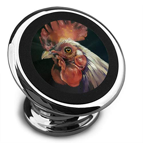 Baerg Universal Magnetic Phone Car Mounts Magnet Holder Rooster Head Magnetic Mount for Phone 360° Rotation