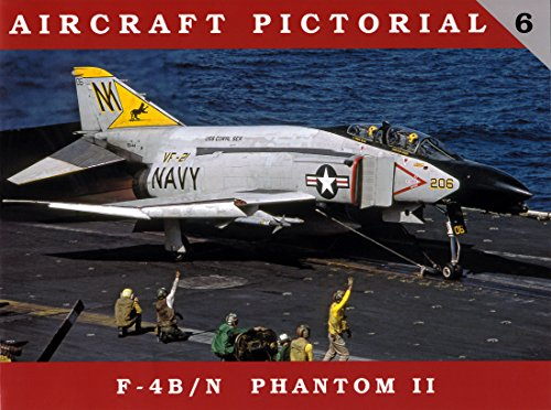 - Aircraft Pictorial, No. 6: F-4B/N Phantom II