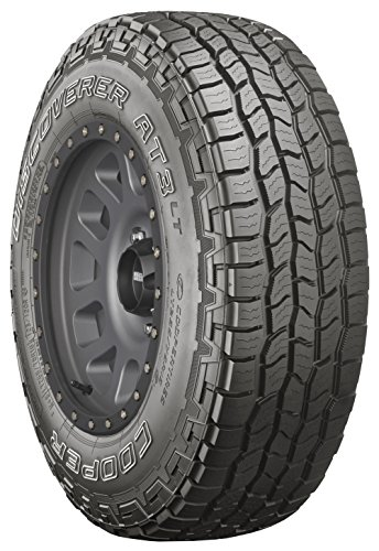 Cooper Discoverer A/T3 LT All- Terrain Radial Tire-LT265/70R17 121S 10-ply (Best 17 Inch Tires)