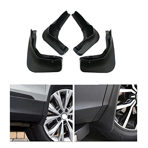 4Pcs Car the fender Mud Flap Splash Guard Fender Mudguard Mudflap For Lexus IS 250 / IS 350 2014 2015 2016