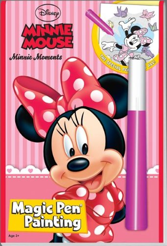 Magic Pen Painting: Minnie Mouse - Minnie Moments - Magic Pen Painting